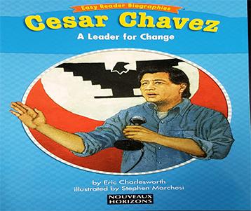 Cesar Chavez :A leader...