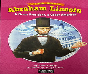 Abraham Lincoln : A great president...