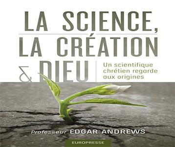La science, la création, et Dieu