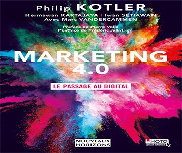 Marketing 4.0. Le passage au digital