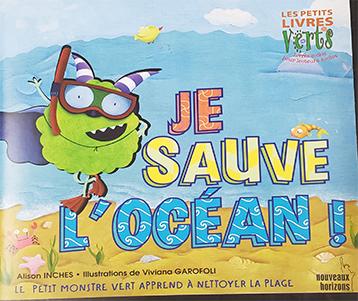 Je sauve l'océan !