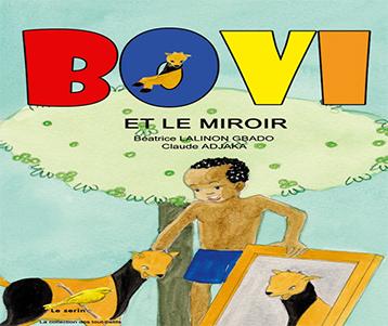 Bovi et le miroir