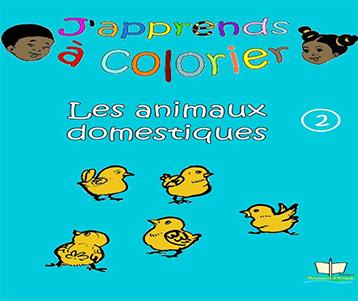 Coloriages: Les animaux domestiques