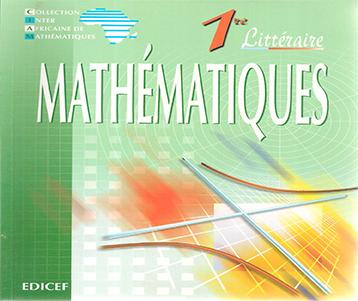 CIAM Maths 1ère Littéraire