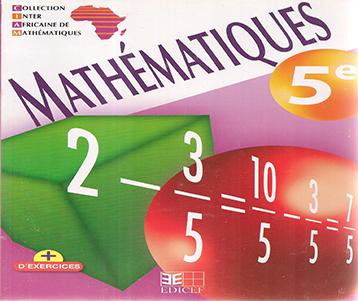 CIAM Maths 5ème