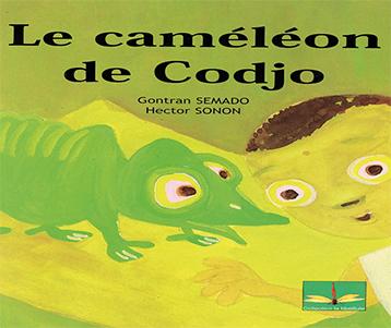 Le caméléon de Codjo