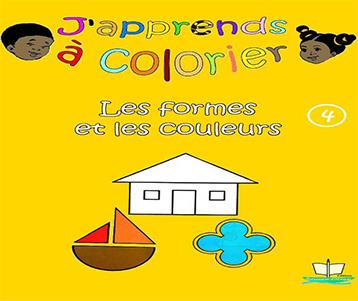 Coloriage: Les formes et couleurs