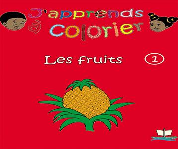 Coloriages: les fruits